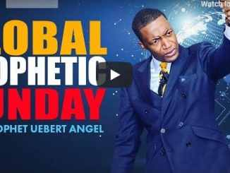 Prophet Uebert Angel Sunday Live Service November 22 2020