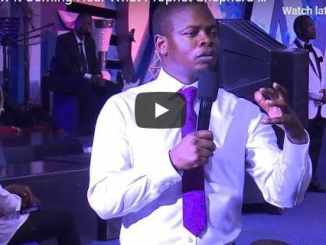 Shepherd Bushiri Sunday Live Service November 8 2020