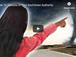 Sid Roth & Joe Oden - How To Operate in Your God-Given Authority