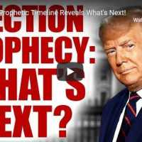 Sid Roth & Robin Bullock - Election Prophecy Reveals What's Next!