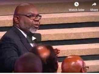 Bishop TD Jakes Sunday Live Service December 13 2020