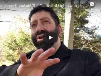Jonathan Cahn - Experience Hanukah - The Festival of Lights