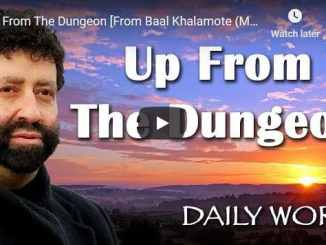 Rabbi Jonathan Cahn Sermon - Up From The Dungeon