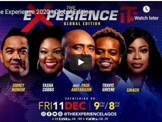 The Experience 2020 - Global Edition - Live Stream