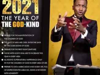 2021 Prophetic Declarations and Prayers By Prophet Uebert Angel