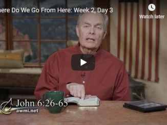 Andrew Wommack Message - Where Do We Go From Here: Week 2