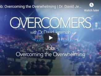 David Jeremiah Sunday Sermon January 3 2021