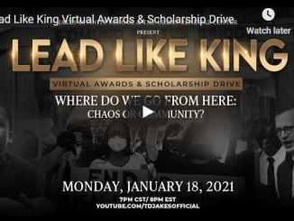 Lead Like King Virtual Awards & Scholarship Drive