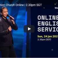 New Creation Church Online Sunday January 24 2021