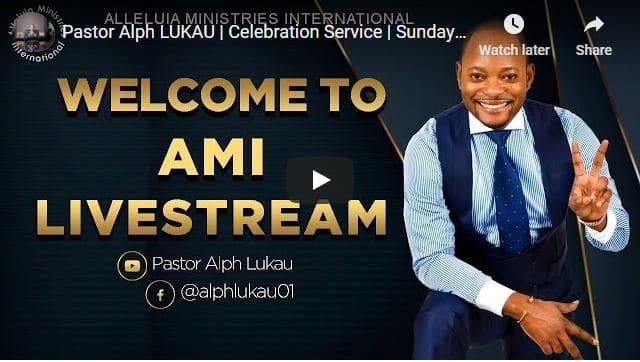 Pastor Alph Lukau Sunday Live Service January 24 2021