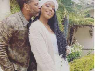 Latest New Pictures of Pastor Sarah Jakes Roberts and Her Husband