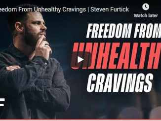 Pastor Steven Furtick Sermon - Freedom From Unhealthy Cravings