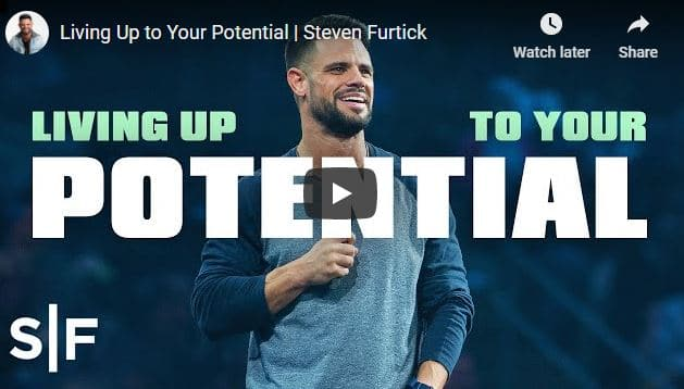 Pastor Steven Furtick Sermon - Living Up to Your Potential