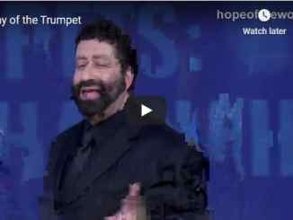 Rabbi Jonathan Cahn Message - Day of the Trumpet