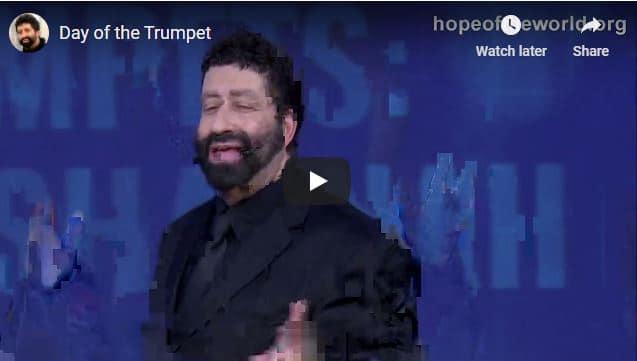 Rabbi Jonathan Cahn Message - Day of the Trumpet