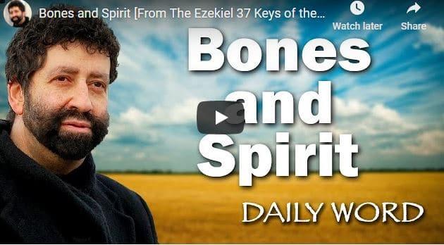 Rabbi Jonathan Cahn Sermon - Bones and Spirit