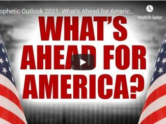 Sid Roth & Chuck Pierce - What's Ahead for America?