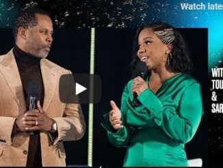 The Potters House At One LA Sunday Live Service January 10 2021