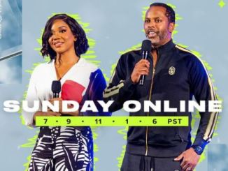 The Potters House At One LA Sunday Live Service January 17 2021