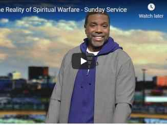 Pastor Creflo Dollar Sermon - The Reality of Spiritual Warfare