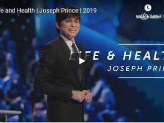 Pastor Joseph Prince Sermon - Life and Health