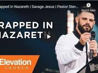 Pastor Steven Furtick Sermon - Trapped In Nazareth