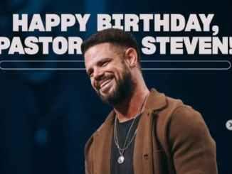 Pastor Steven Furtick of Elevation Church Celebrates 41st Birthday