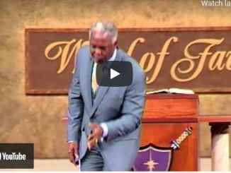 Bishop Dale Bronner Sunday Live Service March 7 2021