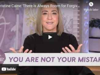 Christine Caine - There is Always Room for Forgiveness