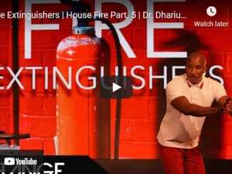 Dharius Daniels - Fire Extinguishers | House Fire Part 5
