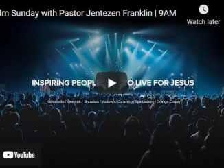 Free Chapel Palm Sunday Live Service March 28 2021