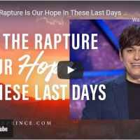 Joseph Prince Sermon - Why The Rapture Is Our Hope In These Last days