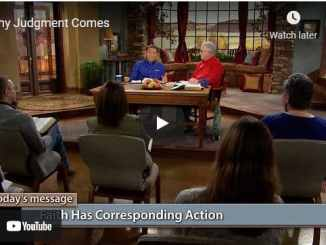 Kenneth Copeland Ministries - Why Judgment Comes