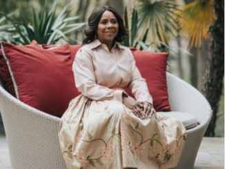 New Lovely Pictures of Bishop TD Jakes' Wife, First Lady Serita Jakes