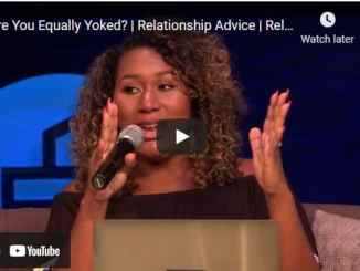Natalie & Michael Todd - Are You Equally Yoked? | Relationship Advice