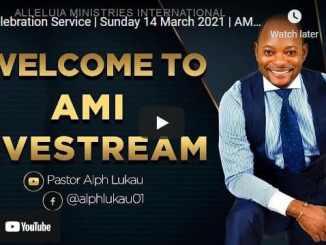 Pastor Alph Lukau Sunday Live Service March 14 2021