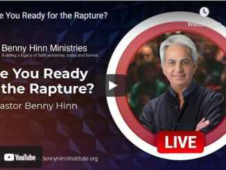 Pastor Benny Hinn Sermon - Are You Ready for the Rapture?