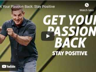 Pastor Craig Groeschel Sermon - Get Your Passion Back