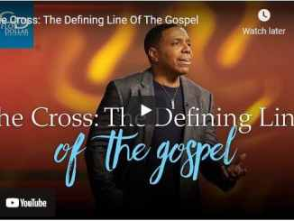 Pastor Creflo Dollar Sermon - The Cross: The Defining Line Of The Gospel