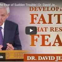 Pastor David Jeremiah Sunday Sermon March 7 2021