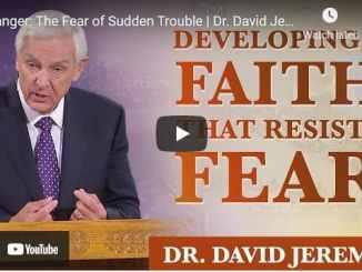 Pastor David Jeremiah Sunday Sermon March 7 2021