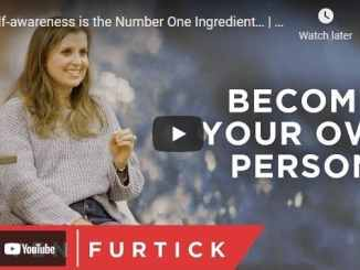 Pastor Holly Furtick - Self-awareness is the Number One Ingredient