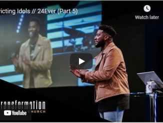 Pastor Michael Todd Sermon - Evicting Idols