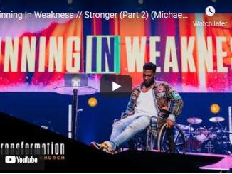 Pastor Michael Todd Sermon - Winning In Weakness
