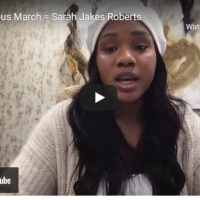 Pastor Sarah Jakes Roberts Message - Courageous March