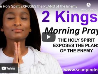 Pastor Sean Pinder Morning Prayer March 10 2021