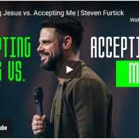 Pastor Steven Furtick Sermon - Accepting Jesus vs Accepting Me
