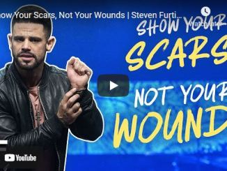Pastor Steven Furtick Sermon - Show Your Scars, Not Your Wounds