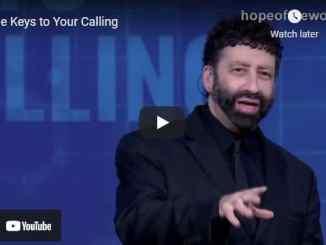 Rabbi Jonathan Cahn - The Keys to Your Calling