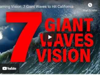 Sid Roth & Jessi Green - Warning Vision: 7 Giant Waves to Hit California